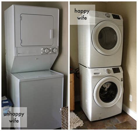 home depot stacked washer dryer five on friday carolina charm 7151