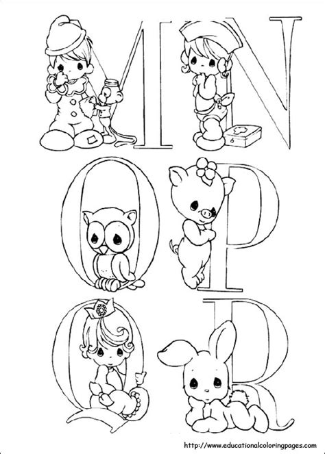 precious moments coloring pages   kids