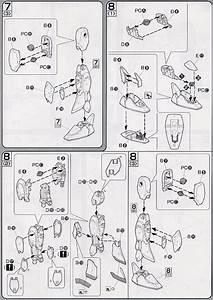 Blitz Gundam  1  100   Gundam Model Kits  Assembly Guide 4