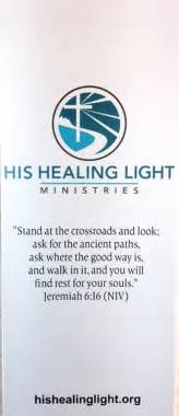 Light Ministries by His Healing Light Ministries Brochures His Healing Light
