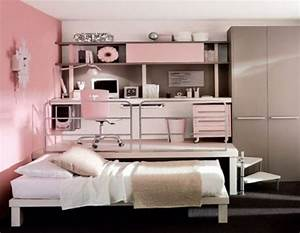 Teenage girl bedroom ideas for small rooms home decor ideas for Tiny bedroom ideas for teenage girls