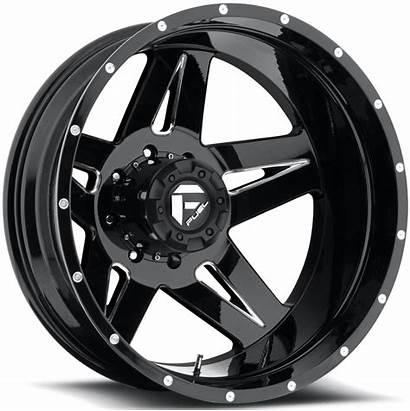 Dually Wheels Fuel Rear Blown Custom Piece