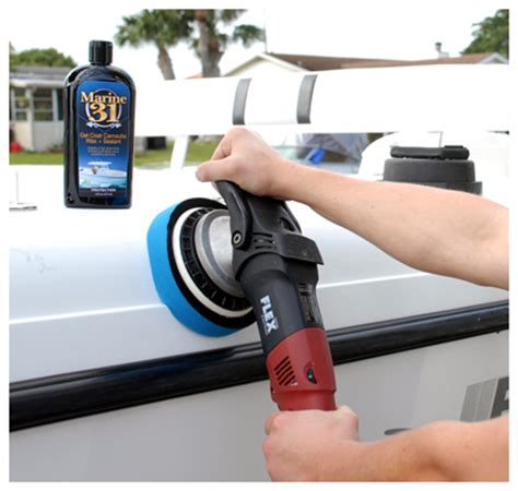 Best Boat Cleaner Uk by Polishing A Boat