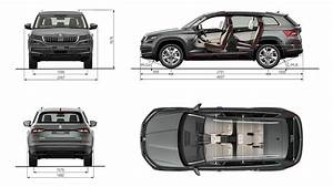 Skoda Kodiaq Dimensions : skoda kodiaq we boarded the suv and analyze their space american car brands ~ Medecine-chirurgie-esthetiques.com Avis de Voitures