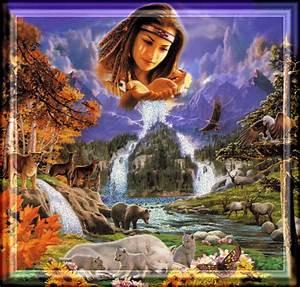 Magickal Graphics - Native American Comments & Graphics