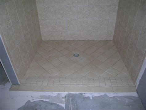 Stephenson Tile Co.   Naples Curbless Handicap Accessible