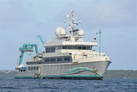 Yacht Urdu Meaning by Yacht Alucia Heads To Marshall Islands Guide