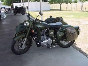 Sidecar Royal Enfield : royal enfield bike sidecar military style ~ Medecine-chirurgie-esthetiques.com Avis de Voitures