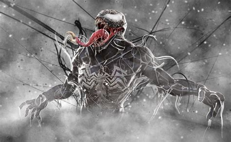 2880x1775 Px, Artwork, Marvel Comics, Venom