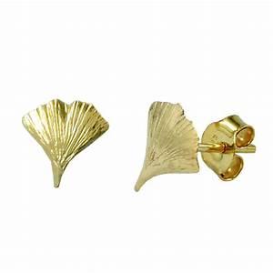 333 Gold Preis Berechnen : ginkgoblatt stecker ohrstecker gl nzend aus 333 gold ~ Themetempest.com Abrechnung