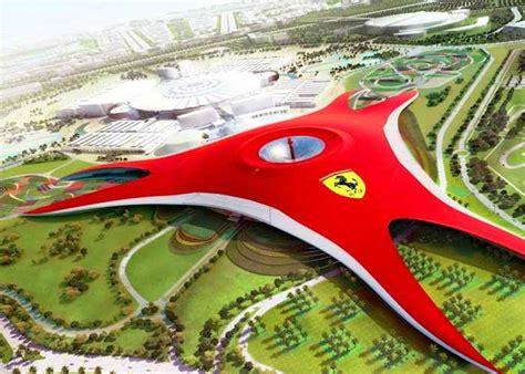 Ferrari Word Tour Abu Dhabi, Fastest Roller Coaster In