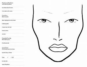 Mejores 15 Im U00e1genes De Makeup Face Charts En Pinterest