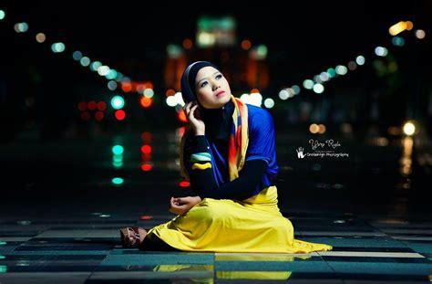night portrait photo  zhai genji photoshoot night