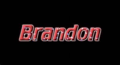 Brandon Logos Power Tool Text