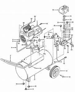 Campbell Hausfeld Parts Wl600601  Wl600701  Wl600801