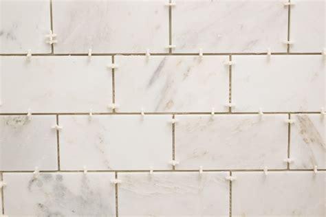tips tricks for installing marble subway tile erin spain