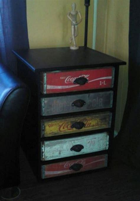 upcycled soda crate projects  owner builder network