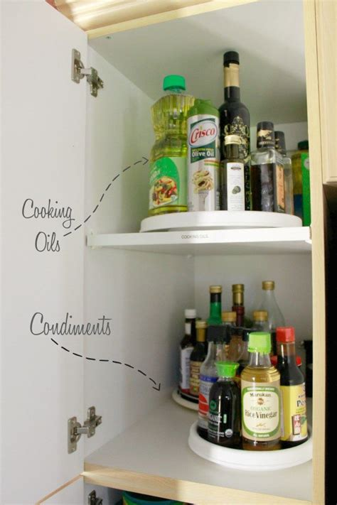 kitchen cabinet organization ideas best 25 pantry organization ideas on