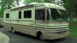1996 Fleetwood Bounder Class A Gas Motorhome Walk