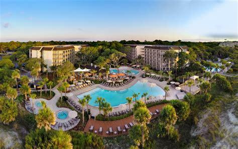 hilton head omni resort oceanfront awards island lagoon access