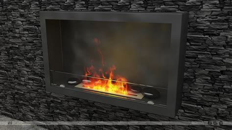 Fireplace Without Chimney Af 61