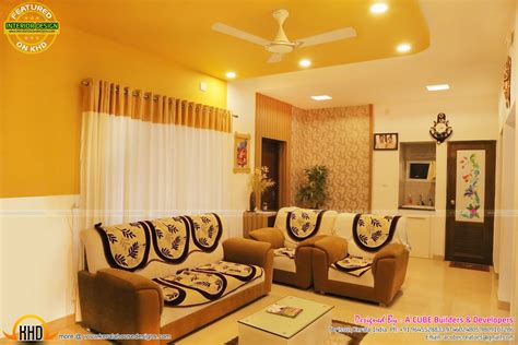 sj home interiors kerala home design and floor plans finished house with