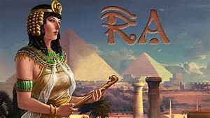 Ra And The Importance Of Reprinting Tabletop Games