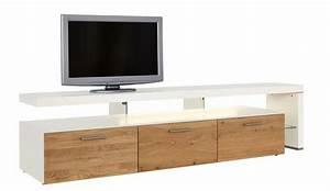 Lowboard Mit Schubladen : netfurn by gwinner lowboard mit tv br cke solano lack wei mit 3 schubladen breite 228 cm ~ Watch28wear.com Haus und Dekorationen