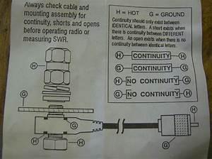 2004 F250 Cb Antenna Install