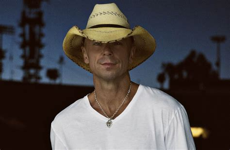 Kenny Chesney Encourages People To 'get Along' In New