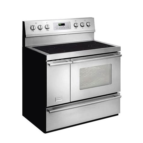 Kitchen Range Outlet by Frigidaire Cu Ft 40quot Electric Range Sears Outlet Rsi