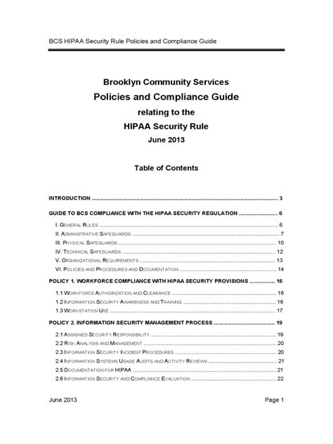 hippa policy template 2 free templates in pdf word excel