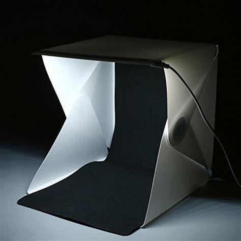 amzdeal photo light box portable photography tent small