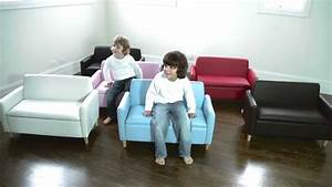 Hip Kids Hudson Sofa Chair W Toy Storage Childrens Kids
