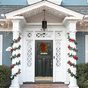 Life, And, Love, Front, Door, Holiday, Decor