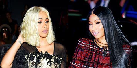 Cardi B Discusses The 'conversation' She Had With Nicki Minaj