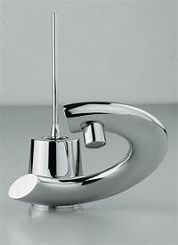 interesting modern bathroom fixtures 25 best images about Unique Faucets on Pinterest | Waterfall bathroom faucet, Modern bathrooms ...