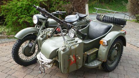 Ural 750 Star Motorcycle/sidecar
