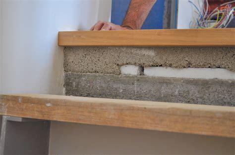 betontreppe mit holzstufen betontreppe mit holzstufen 187 h 246 lzer renovierung mehr