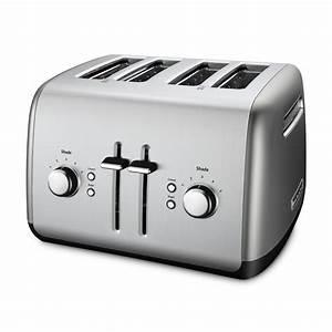 Kitchen Aid Toaster : kitchenaid 4 slot toaster extra wide master technicians ltd ~ Yasmunasinghe.com Haus und Dekorationen