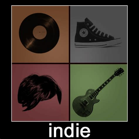 Why is Indie Music So Much Cooler than Indie Books ...