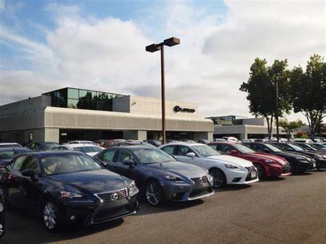 Lexus Of Pleasanton Car Dealership In Pleasanton, Ca 94588