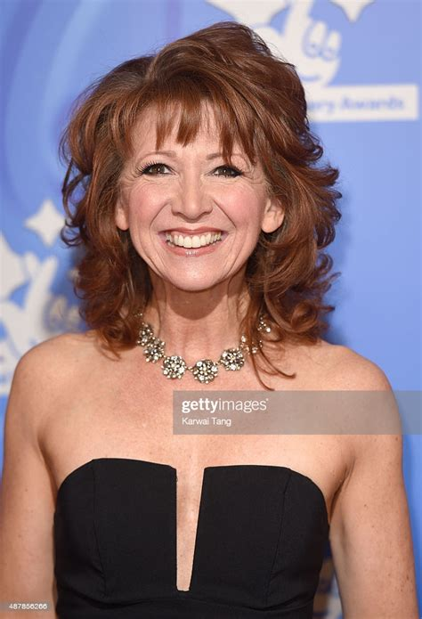 Actress, dancer, singer years active. Bonnie Langford attends the National Lottery Awards at The London... News Photo - Getty Images