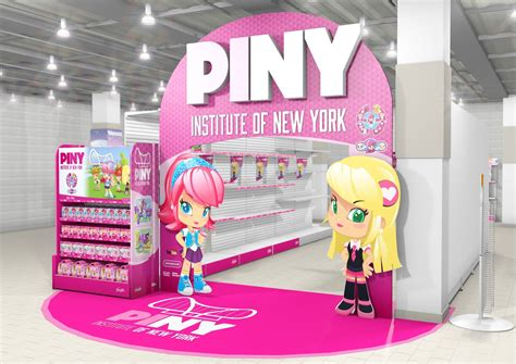 PINY Institute of New York space in POS | 프로모션