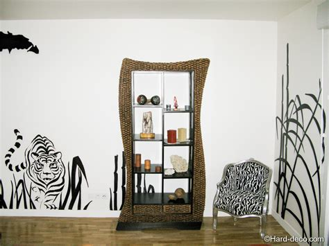deco chambre savane salon design savane africaine deco