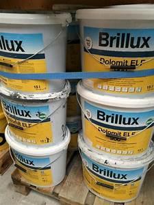 Brillux Wandfarbe Test : wandfarbe brillux dolomit elf 900 in waiblingen farben lacke tapeten kaufen und verkaufen ~ Watch28wear.com Haus und Dekorationen