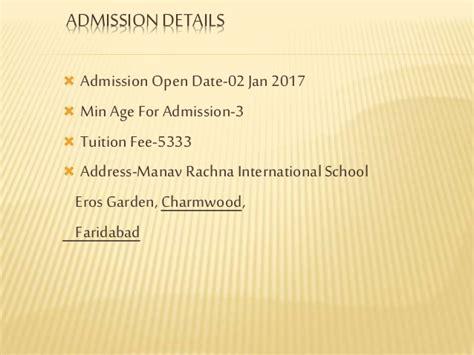 manav rachna international school faridabad