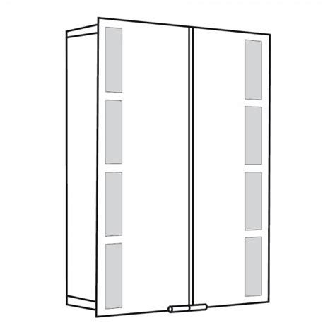 Badezimmer Spiegelschrank 40 X 60 by Spiegelschrank Alu 1122060 Asp 500 60 X 75 Cm Hsk