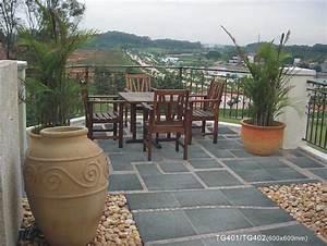 modele de terrasse exterieur modern aatl With modele escalier exterieur terrasse
