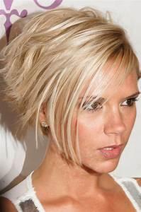 Coiffure Blonde Courte : 6 coupe courte blonde victoria beckham dernier en images coiffures victoria beckham 40 ans et ~ Melissatoandfro.com Idées de Décoration